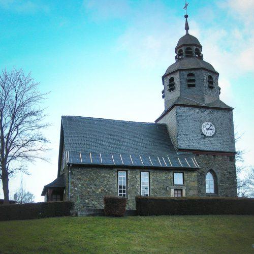 Ausflugtipp Romanische Kirche in Krumbach