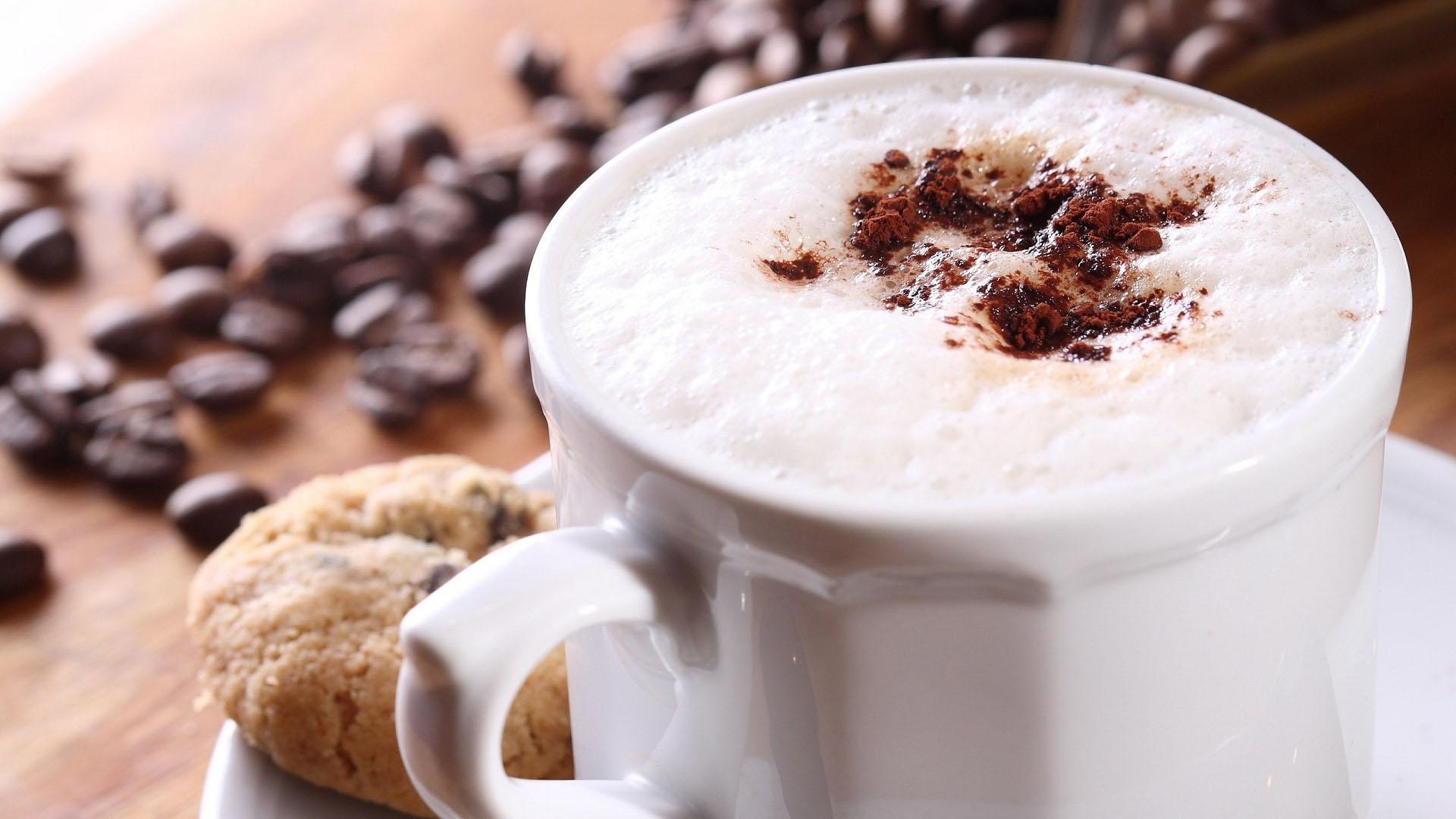 Kulinarischer Kaffeegenuß.