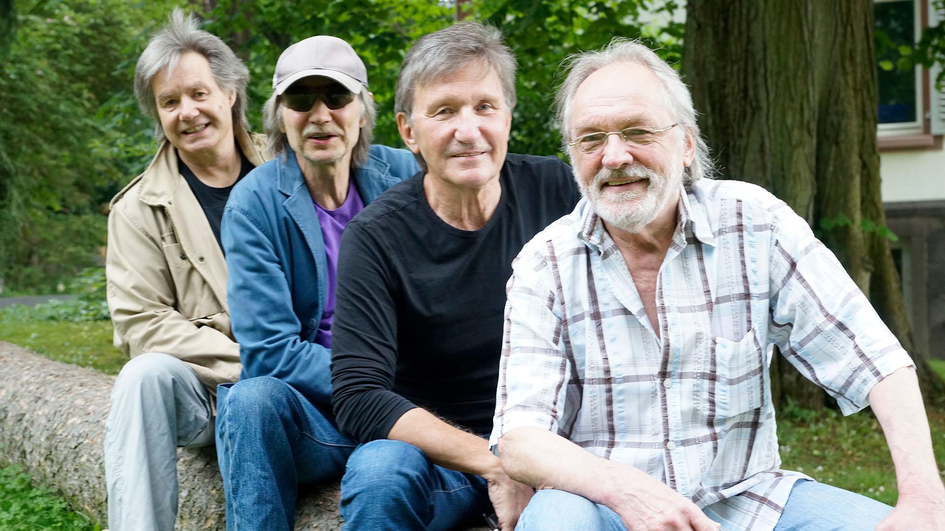 Bad Boy mit Dieter Faust, Rudi Hummer, Michael Faust und Uli Nass